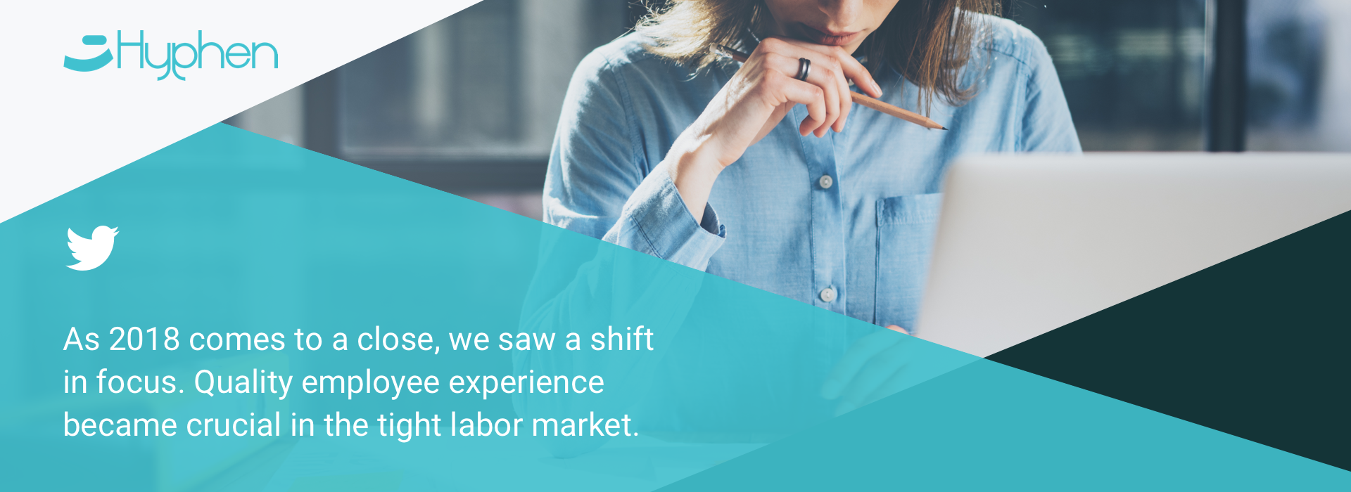 As 2018 comes to a close, we saw a shift in focus. Quality employee experience became crucial in the tight labor market.