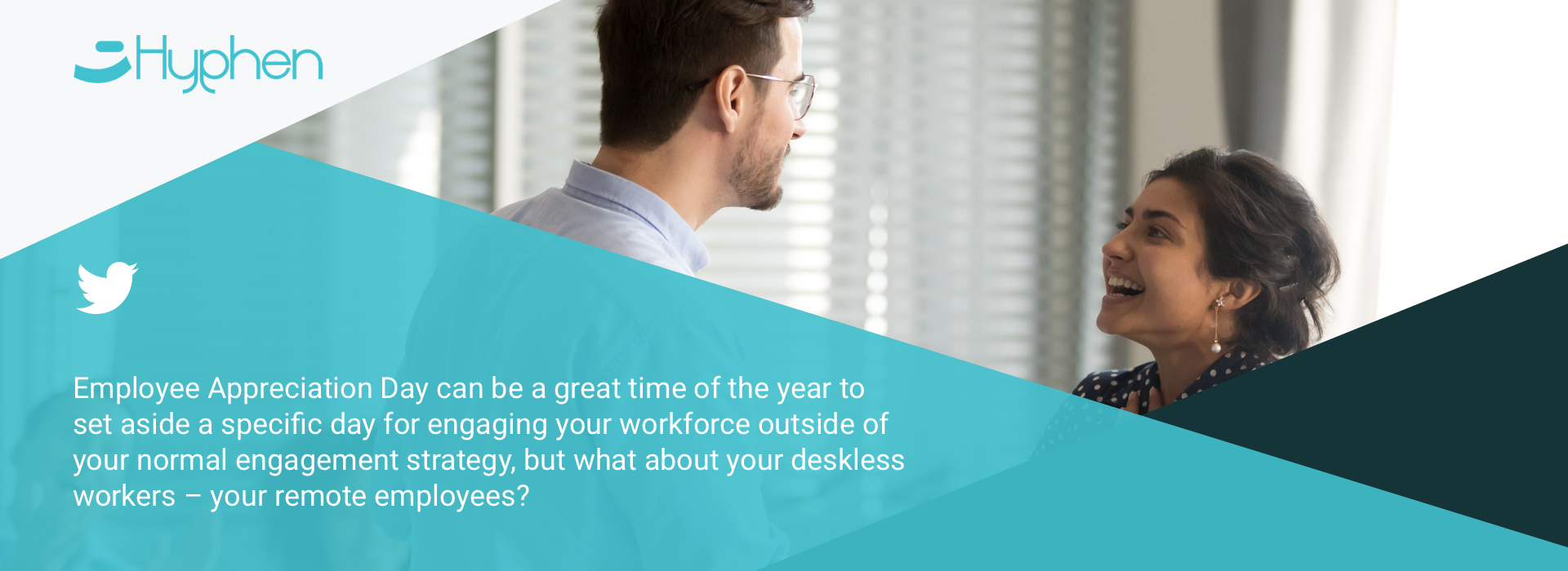 Employee Appreciation Day can be a great time of the year to set aside a specific day for engaging your workforce outside of your normal engagement strategy, but what about your deskless workers – your remote employees?