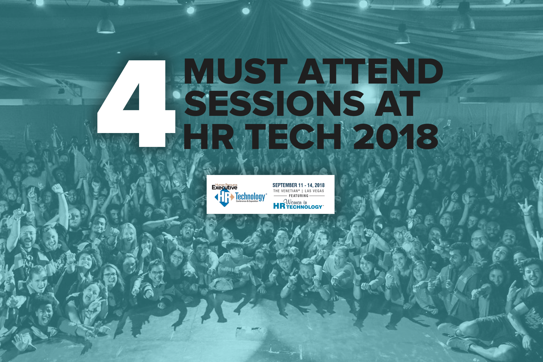 4 must attend sessions at HR-Tech 2018