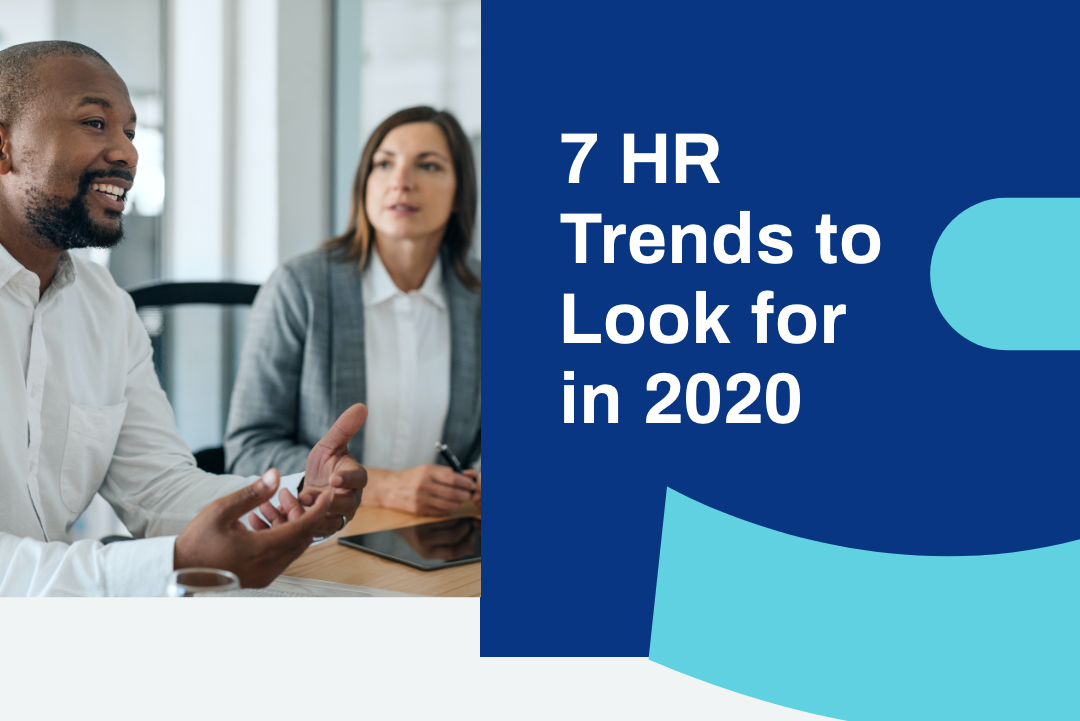 7 HR Trends to Look for in 2020